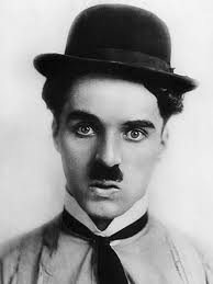 """I'm always happy - that's the way to solve life's problems."" (Charlie Chaplin)"